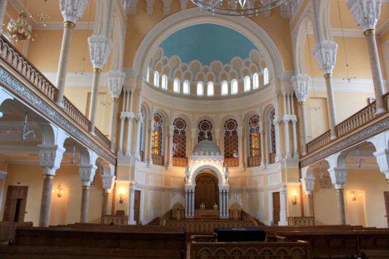 Synagogue, St Petersburg, Russia